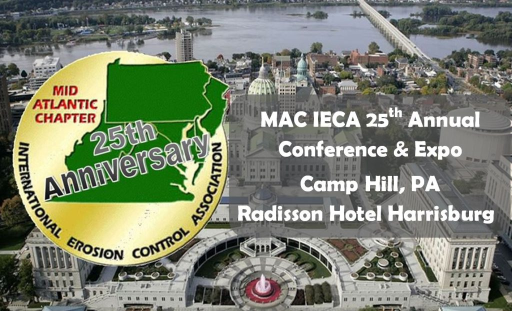 25th Annual Mid-Atlantic Chapter Conference & Trade Show @ Radisson Hotel Harrisburg | Camp Hill | Pennsylvania | United States
