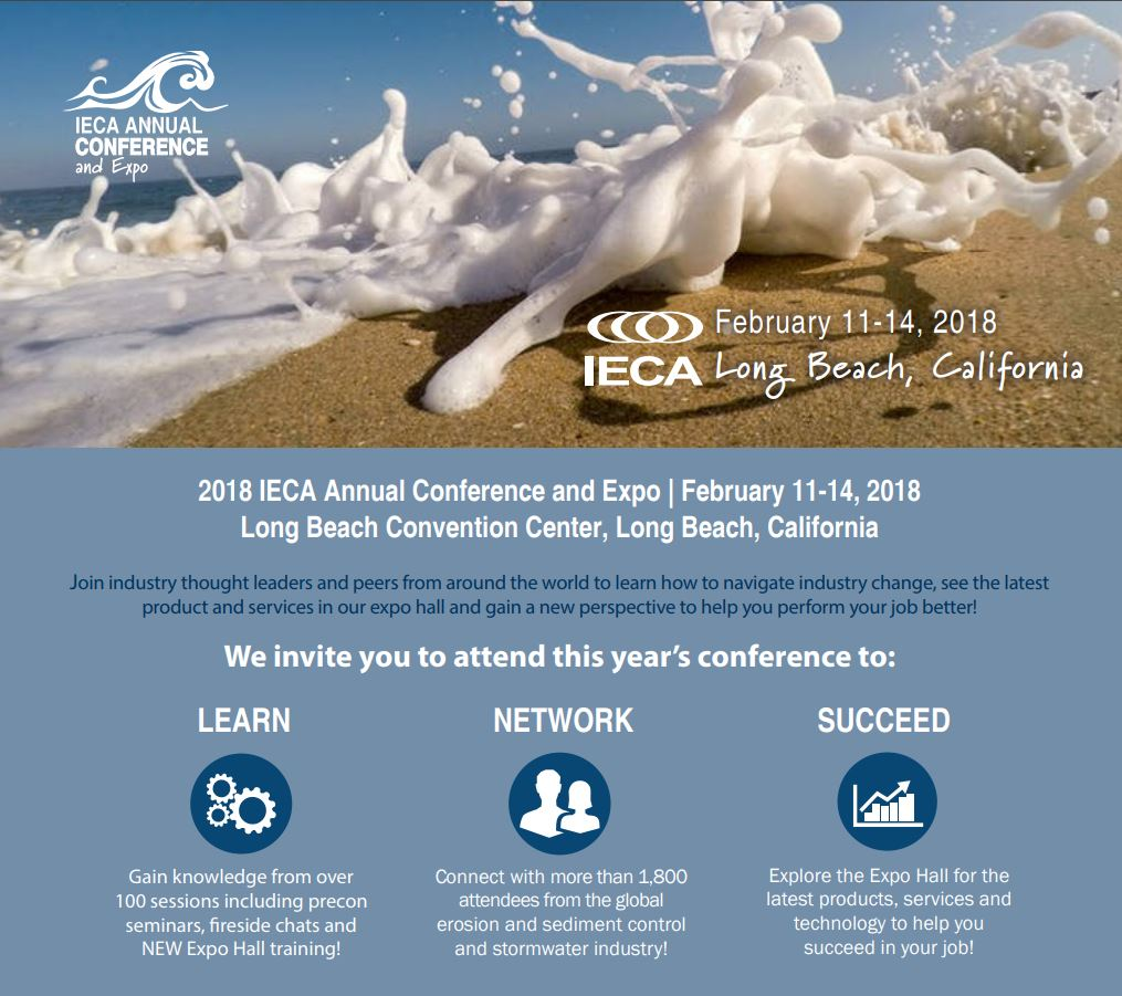 2018 IECA Annual Conference @ Long Beach Convention and Entertainment Center | Long Beach | California | United States