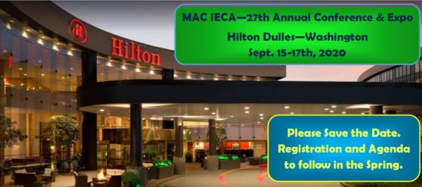 27th Annual Mid-Atlantic Chapter Conference & Expo @ Hilton Dulles Washington | Camp Hill | Pennsylvania | United States
